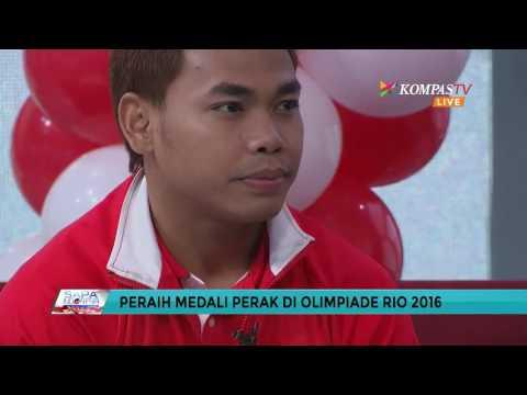 Konsistensi Eko Yuli Raih Medali di Olimpiade