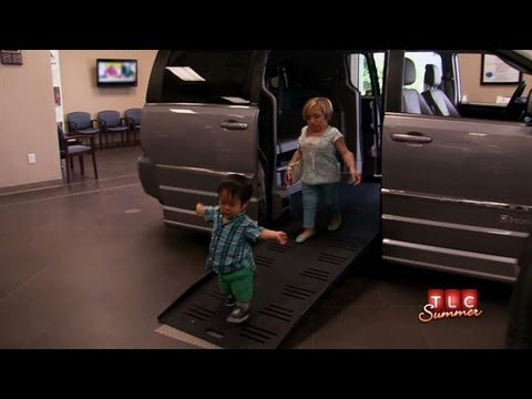 Adapting the Car | The Little Couple