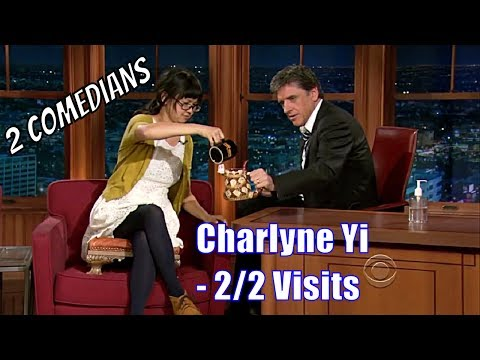 Charlyne Yi - Who Is Weirder, She Or Craig? - 2/2 Visits In Chron. Order