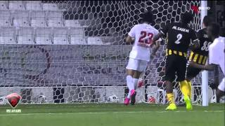 اهداف الريان و قطر 9 - 0 / دوري نجوم قطر القسم الاول 2016