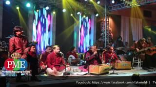 Ajj Din Chadheya - Ustad Rahat Fateh Ali Khan Live