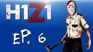 H1Z1 - Co-op Moments Ep. 6 (Officer Delirious!)