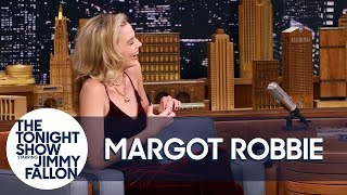 Hockey-Obsessed Margot Robbie Is an Honorary Mighty Duck