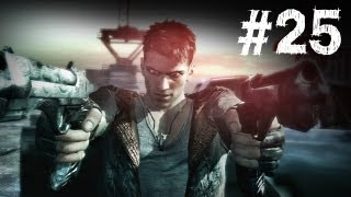 DmC Devil May Cry 5 Gameplay Walkthrough Part 25 - Lilith & Mundus' Spawn Boss - Mission 14