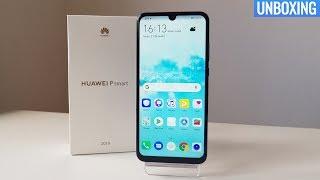 Huawei P smart 2019 Unboxing & Primeras Impresiones - Version Para Latinoamerica