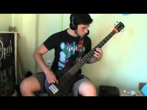 Death - Spirit Crusher bass cover