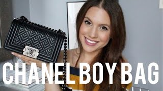 STORYTIME (ISH): THE HUNT FOR THE SMALL CHANEL BOY BAG   MELSOLDERA