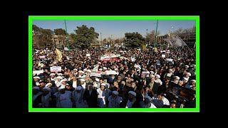 Hot News - The Iranian Government the time of reckoning may be near