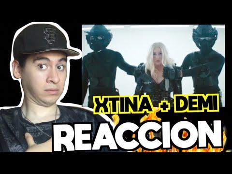 Christina Aguilera - Fall In Line (ft. Demi Lovato) | REACCION