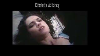 Orgullo y Prejuicio+Zombies Elizabeth vs Darcy (Primera Declaración-Fight)