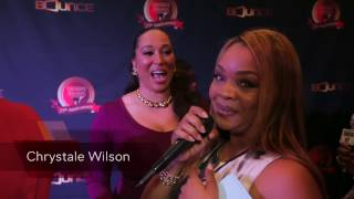 Divine Martino Hosts the Red Carpet at The 25th Annual Trumpet Awards!!!!!!!!