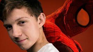 Tom Holland Cast As The New SPIDER-MAN - AMC Movie News