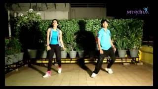 Nachange Saari Raat (JUNOONIYAT ) | Zumba(R) Routine | Choreo By Mugdha|Pulkit Samrat,Yami Gautam|