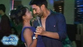 Raghav & Kalpi's ROMANTIC DANCE in SUCCESS PARTY Ek Mutthi Aasmaan 21st May 2014 2014 -- EXCLUSIVE