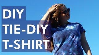Easy DIY Tie-Dye Shirt | LDP