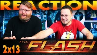 The Flash 2x13 REACTION!!