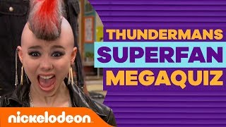 Test Your Thundermans Knowledge w/ the Superfan Megaquiz ⚡#KnowYourNick
