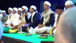 SHOLAWAT HABIB SYECH DAN MOSTAFA ATEF @TERMINAL JATIJAJAR