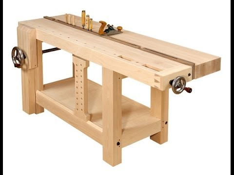 Roubo style Workbench Introduction