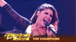 Cristina Ramos: Spain's Got Talent Winner STUNS America!   America's Got Talent: Champions