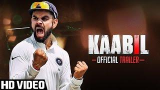 Kaabil Official Trailer | Virat Kohli | Anuskha Sharma | 26th Jan 2017