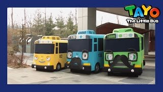 Tayo the Detective l Tayo in Real Life #9 l Tayo the Little Bus