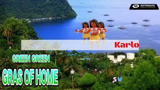 LAGU DANCE PORTU-GREEN GREEN GRASS OF HOME