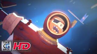 "CGI 3D Animated Short: ""ABORDAGE""  - by Charline Parisot"