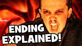 Stranger Things Season 2 ENDING EXPLAINED + Season 3 Theory