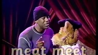 """Between the Lions: Brian McKnight & Cleo sing """"Homophones"""""""