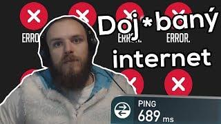 Restt si pokazil internet !