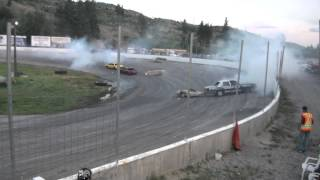 Hit2pass July 21 2012 Main race , Eve of destruction