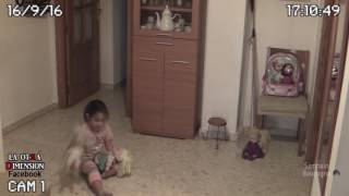 Real Video of Evil Possessed Doll