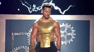 Tiger Shroff dance performance (Star Screen Awards) 2017