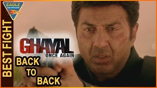 Ghayal Once Again Hindi Movie || Best Fight Scenes || Sunny Deol || Eagle Hindi Movies