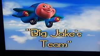 Jay Jay The Jet Plane Together Teamwork & Taking Care Of You Part 2