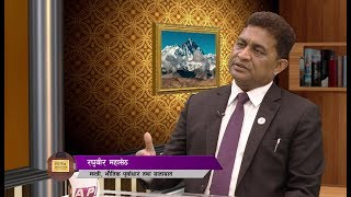 यातायात सिन्डिकेट तोड्ने निर्णय किन हुन सकेन सफल ? | Raghubir Mahaseth on Tamasoma Jyotirgamaya