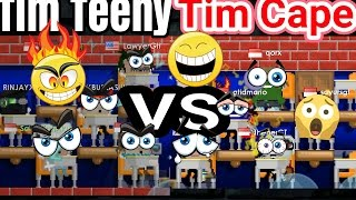 Growtopia Film - Tim Teeny Vs Tim Cape