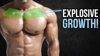 3 KILLER Upper Chest Exercises That You Probably Haven't Tried (MUST TRY!!)