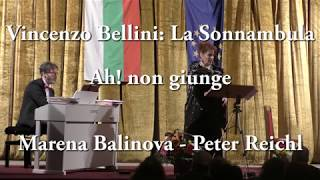 Marena Balinova - Bellini: La Sonnambula - Ah! Non Giunge (with A Stunning High F At The End)