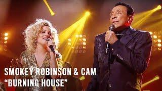 CMT Crossroads: Smokey Robinson & Cam | Burning House