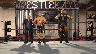 Brock Lesnar vs Braun Strowman WWE No Mercy 2017 Universal Championship Match