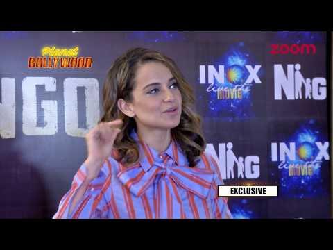 Kangana Ranaut Wants Her Final Say On 'Simran' Movie Promotions | Bollywood News