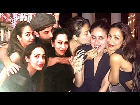 Kareena Kapoor's Birthday Party Pics | Ranbir Kapoor,Malaika,Karishma