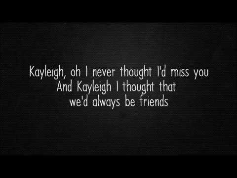 Marillion - Kayleigh (Lyrics)