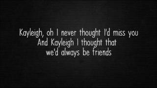Marillion - Kayleigh (Lyrics)