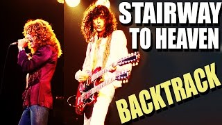 Stairway to Heaven Guitar Backing Track - Led Zeppelin TCDG
