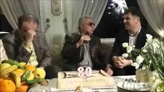80 birthday of Ostad Golpa - جشن تولد هشتاد سالگی استاد گلپا