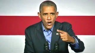 President Obama Destroys Donald Trump, Republicans