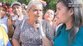 María Corina embarcó a Opositores en el Edo. Vargas
